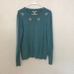 Bass sweater